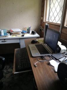 ♦ 3 de 3 oficina hacetesis